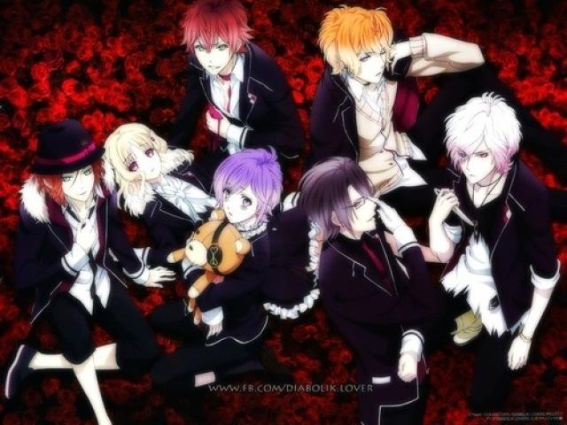 Qual dos irmãos Sakamaki seria o seu Namorado?