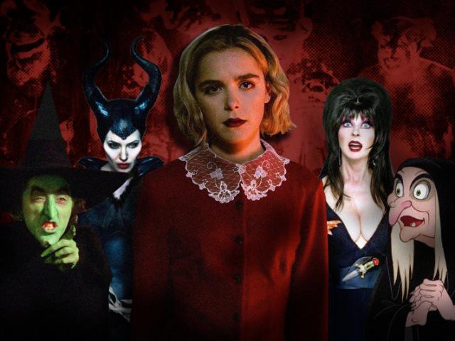 Qual famosa bruxa da ficção você seria?