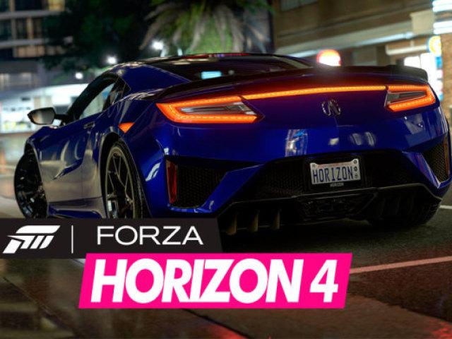 Os 20 carros mais rápidos de Forza Horizon 4. (0-100 km/h).