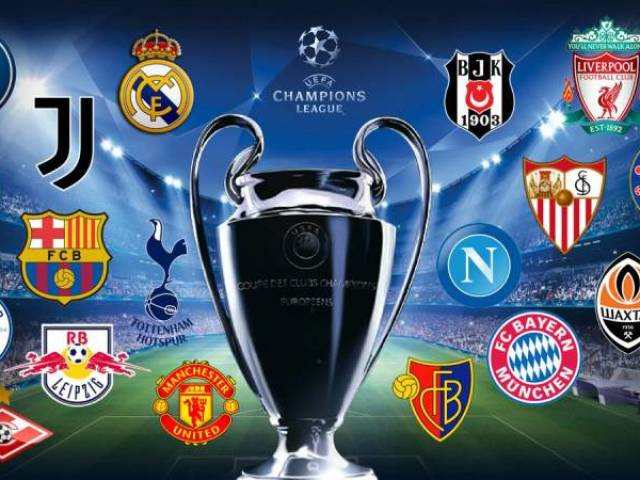 Você conhece todos os times da Champions League