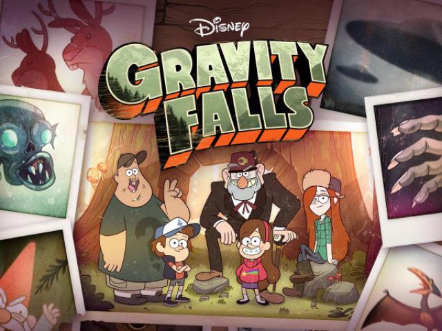 Gravity Falls: Teste de Conhecimento
