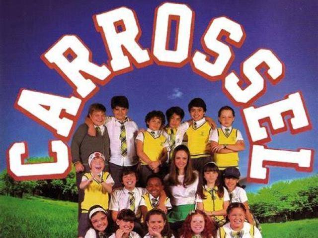 Quem você seria de Carrossel?