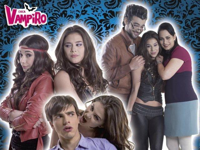 Qual garota de Chica Vampiro você seria?