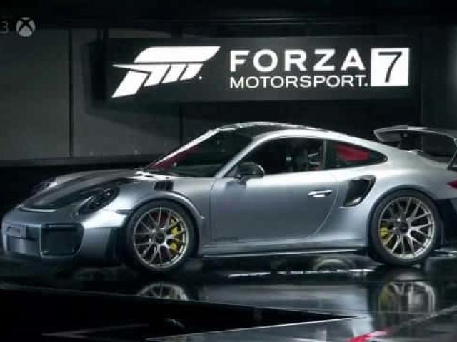Os carros mais rápidos de Forza Motorsport 7. (0-400)
