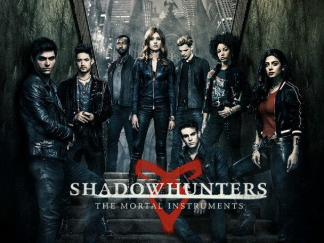 Quem você seria de shadowhunters?