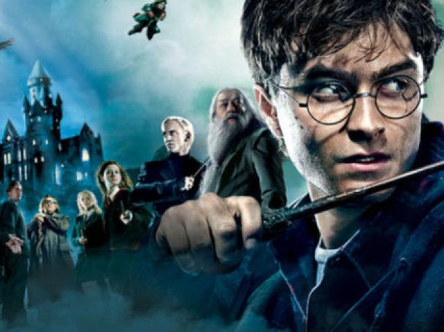 Que filme de Harry Potter mais combina com você?