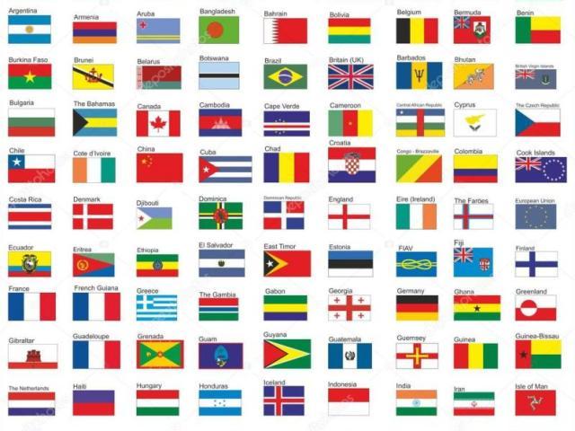 Qual é a bandeira?