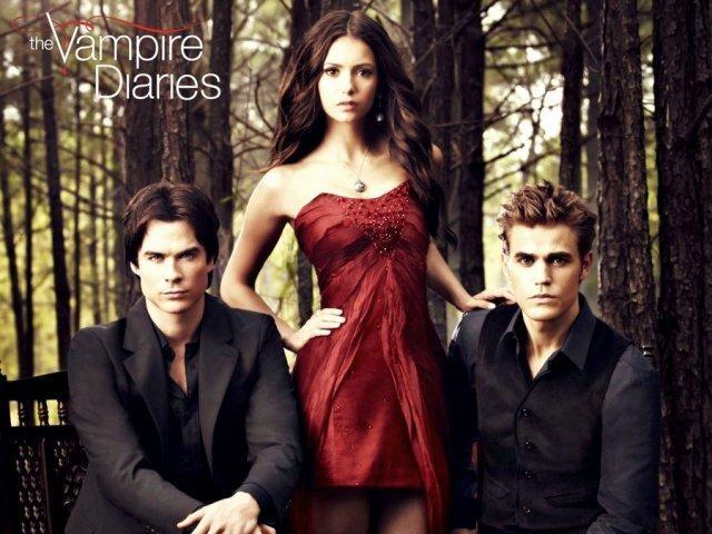 Voce realmente e fã de The vampire Diaries?