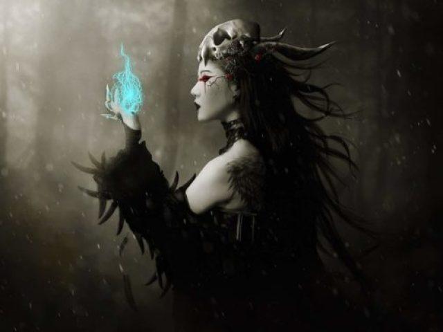 Qual bruxa tem a personalidade parecida com a sua?