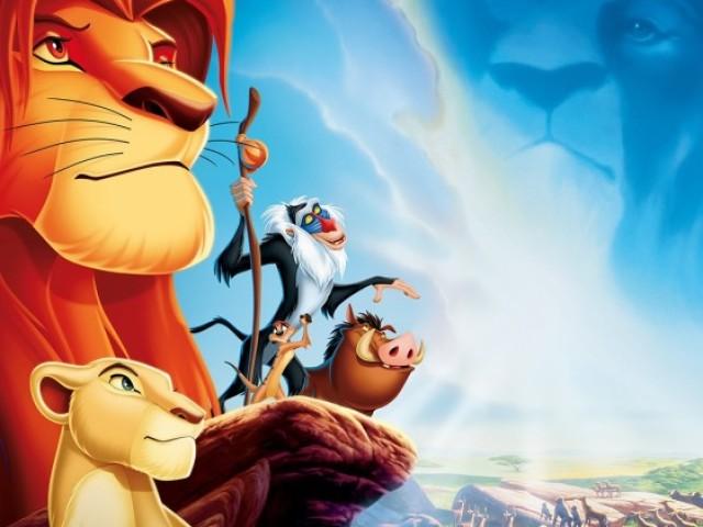 Que personagem do Rei Leão você seria?