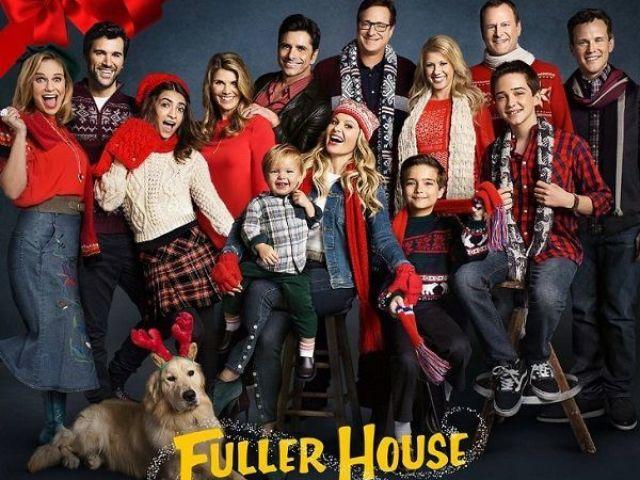 Quem você seria em Fuller House?