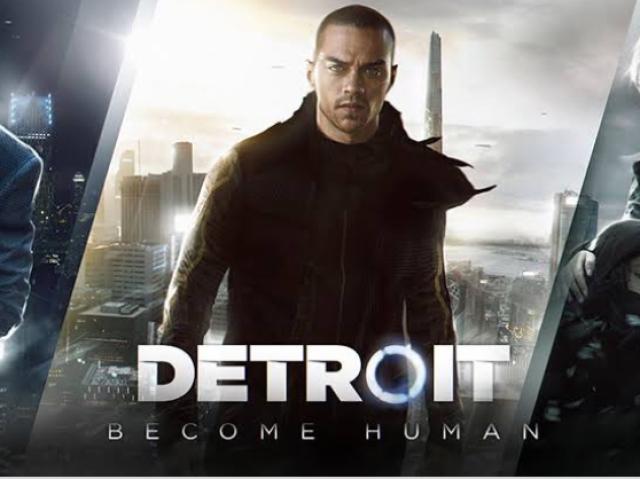 Quem você seria em Detroit: Become Human?