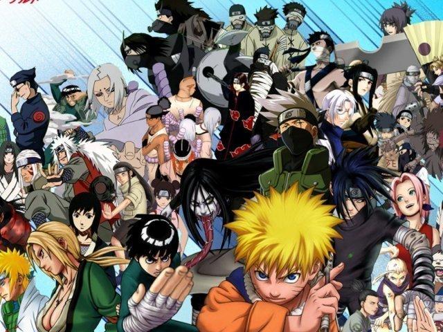 Qual personagem de Naruto você é?