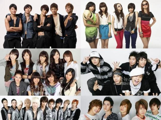Você conhece os líderes de cada grupo?
