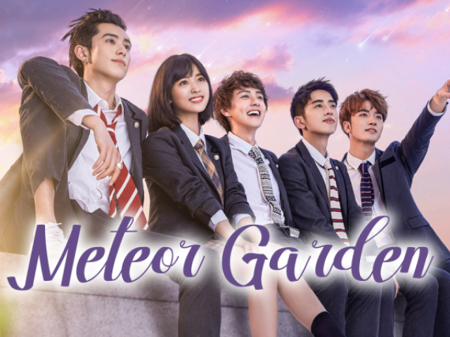 Meteor Garden: Quem do F4 você namoraria? (RPG)