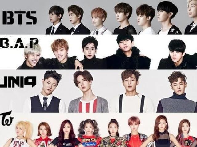Você conhece os MVs de K-pop?