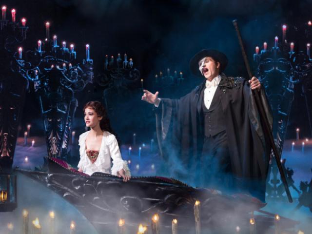 Você conhece a história do musical O Fantasma da ópera?
