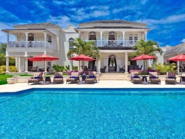 Como seria sua mansão?
