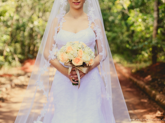 Qual seria o seu vestido de noiva?