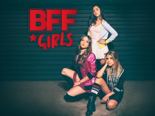 Você realmente é fã da banda BFF Girls?