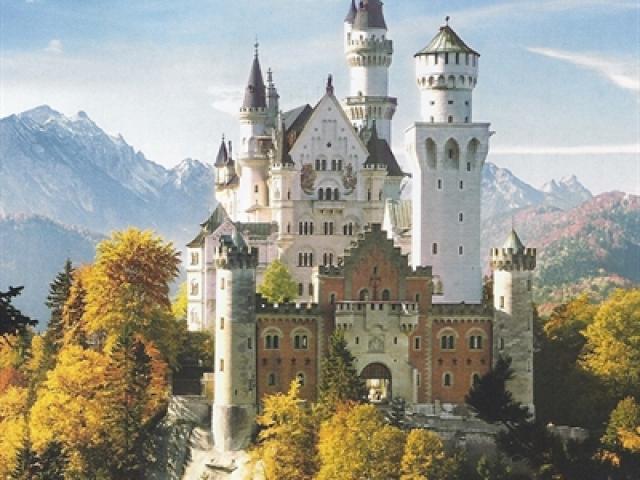 Em qual reino da fantasia você nasceu?