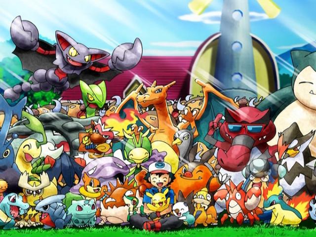 O quanto você conhece Pokémon?
