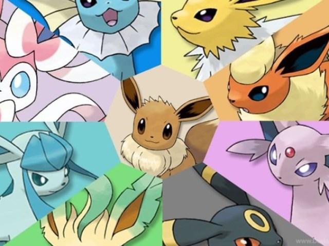 Qual evolução da Eevee você seria?