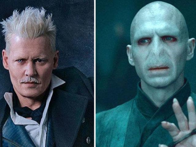Você seria Voldemort ou Grindewald?