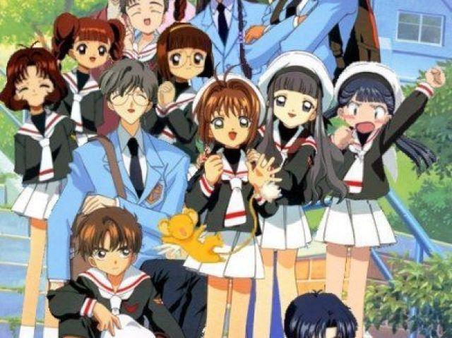 Quem você é de Sakura Card Captor?