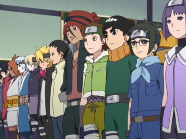 Naruto: Qual o seu título Ninja?