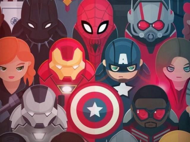 Qual filme da Marvel você deveria assistir?