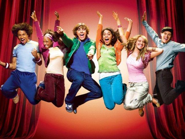 Quem você seria em High School Musical?