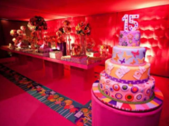 Como será sua festa de debutante?