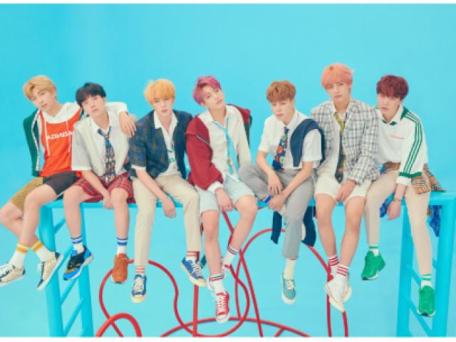 Qual integrante do BTS seria seu namorado?