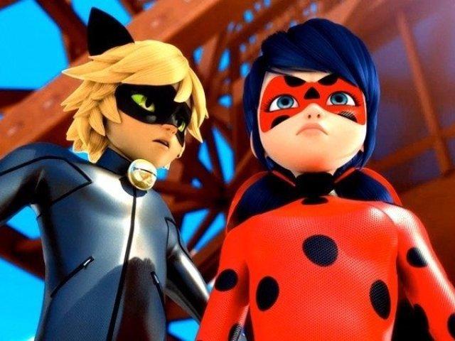 Acerte o episódio de Miraculous: As aventuras de Ladybug pelo talismã!