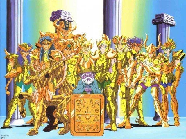Qual cavaleiro de ouro você é?