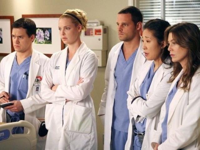 Você sabe tudo sobre os personagens de Grey's Anatomy?