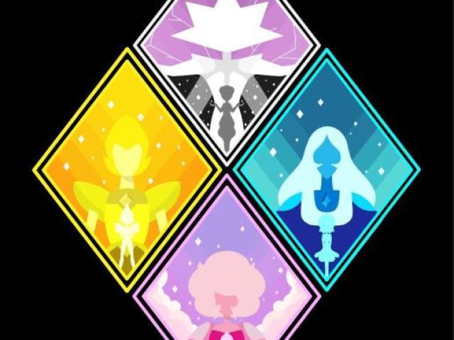 Qual diamante você seria em Steven Universe?