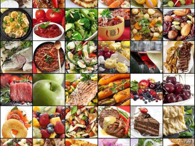 Qual comida tem a sua cara?