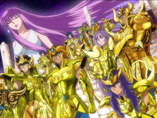 Qual Cavaleiro de Ouro você seria?