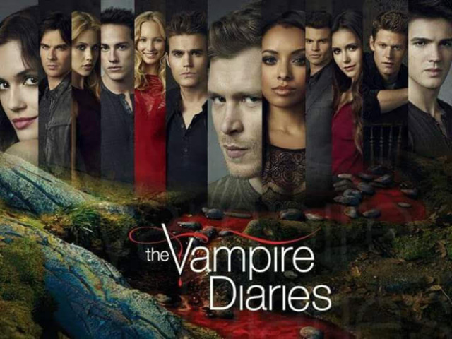 Você conhece bem The Vampire Diaries? ⚰🧛♀️