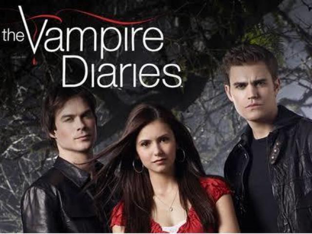Você sabe tudo sobre a 1°Temporada de The Vampire Diaries?