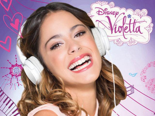 Quem você é em Violetta?