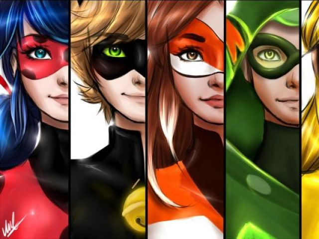 Qual herói você é em Miraculous: As Aventuras de Ladybug?