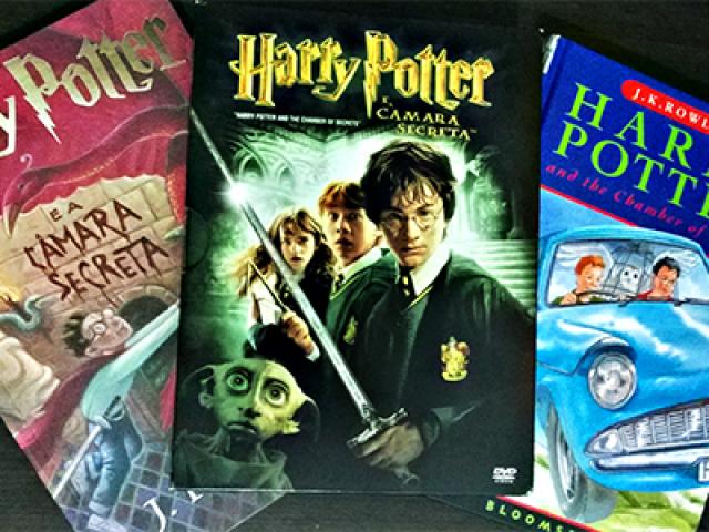 O Quanto Você Conhece Harry Potter e a Câmara Secreta?