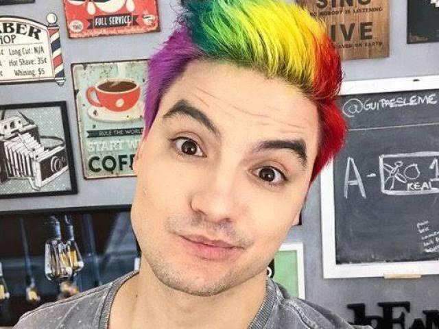 Será que você conhece o Youtuber Felipe Neto?