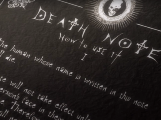 Death Note (Parte 3)