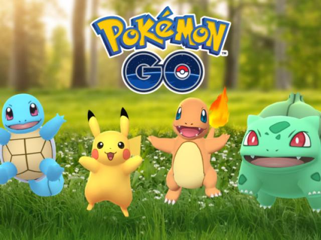 Quiz Pokemon Go