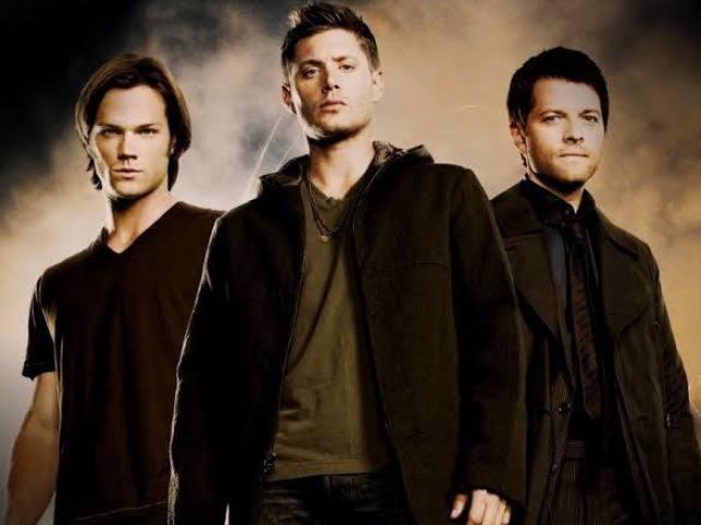 Você sabe bem sobre Supernatural ?