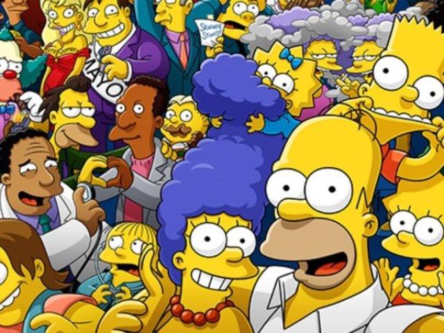 Qual dos personagens dos Simpsons você seria?